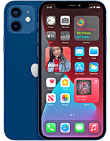 Apple iPhone 12 Front Back
