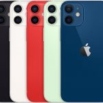 Apple iPhone 12 Mini Colors