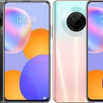 Huawei Y9a colors