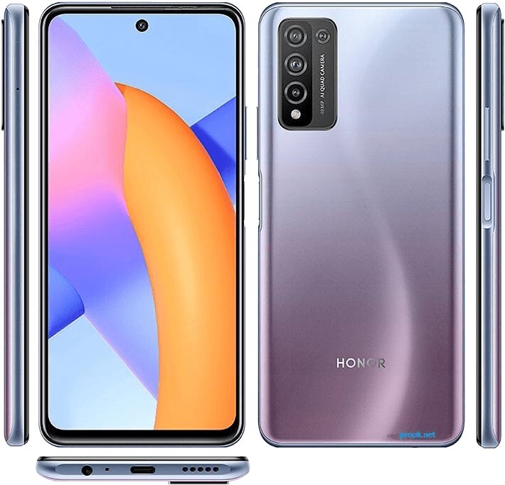 Honor 10X Lite Full view