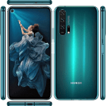 Honor 20 Pro full view