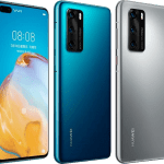 Huawei P40 4G colors