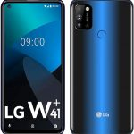 LG W41 Front Back