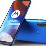 Motorola Moto E7 Power Blue