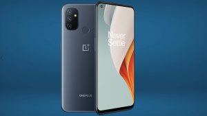 OnePlus Nord N100 Camera's