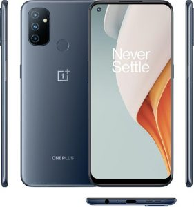 OnePlus Nord N100 Full View