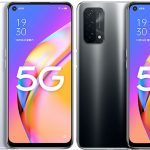 Oppo A93 5G colors