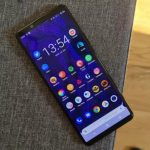 Sony Xperia 5 ll Front