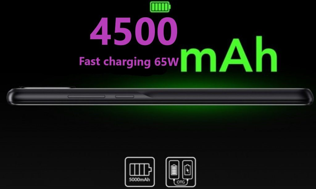 OnePlus 9R Battery