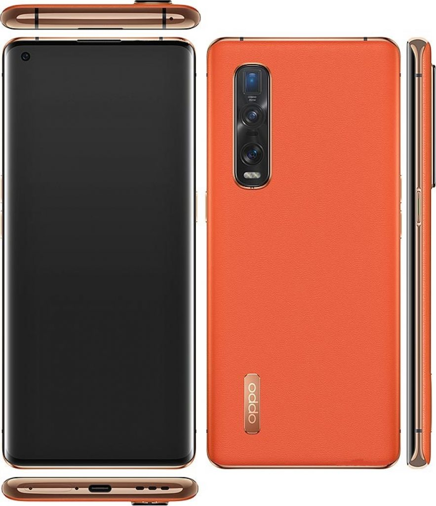 Oppo Find X2 pro Full View